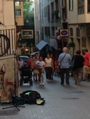 Palma Street Stage Corner