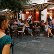 Street Tango Audience